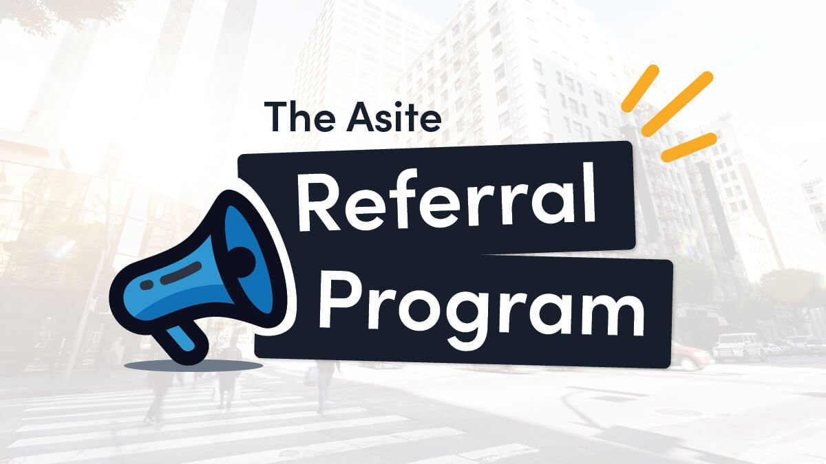 Social - The Asite Referral Program