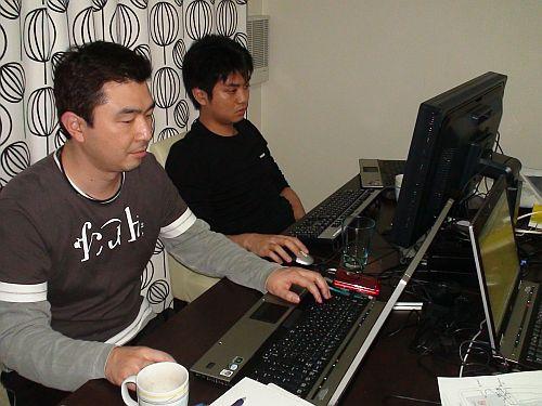 Team Japan - Chief Architect - All Night BIM Session