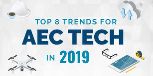 Top 8 Trends For AEC Tech in 2019
