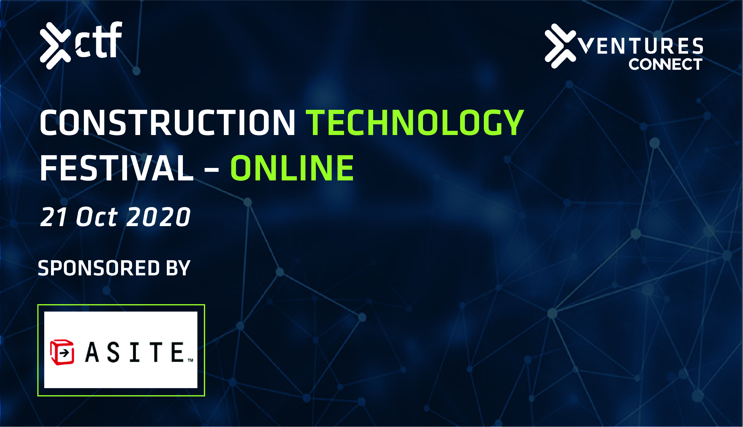 Construction Technology Festival Online 2020