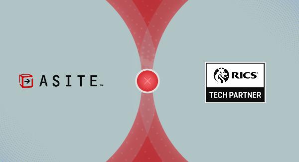 Asite Joins RICS Tech Partner Programme