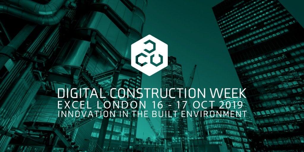 Digital Construction Week 2019