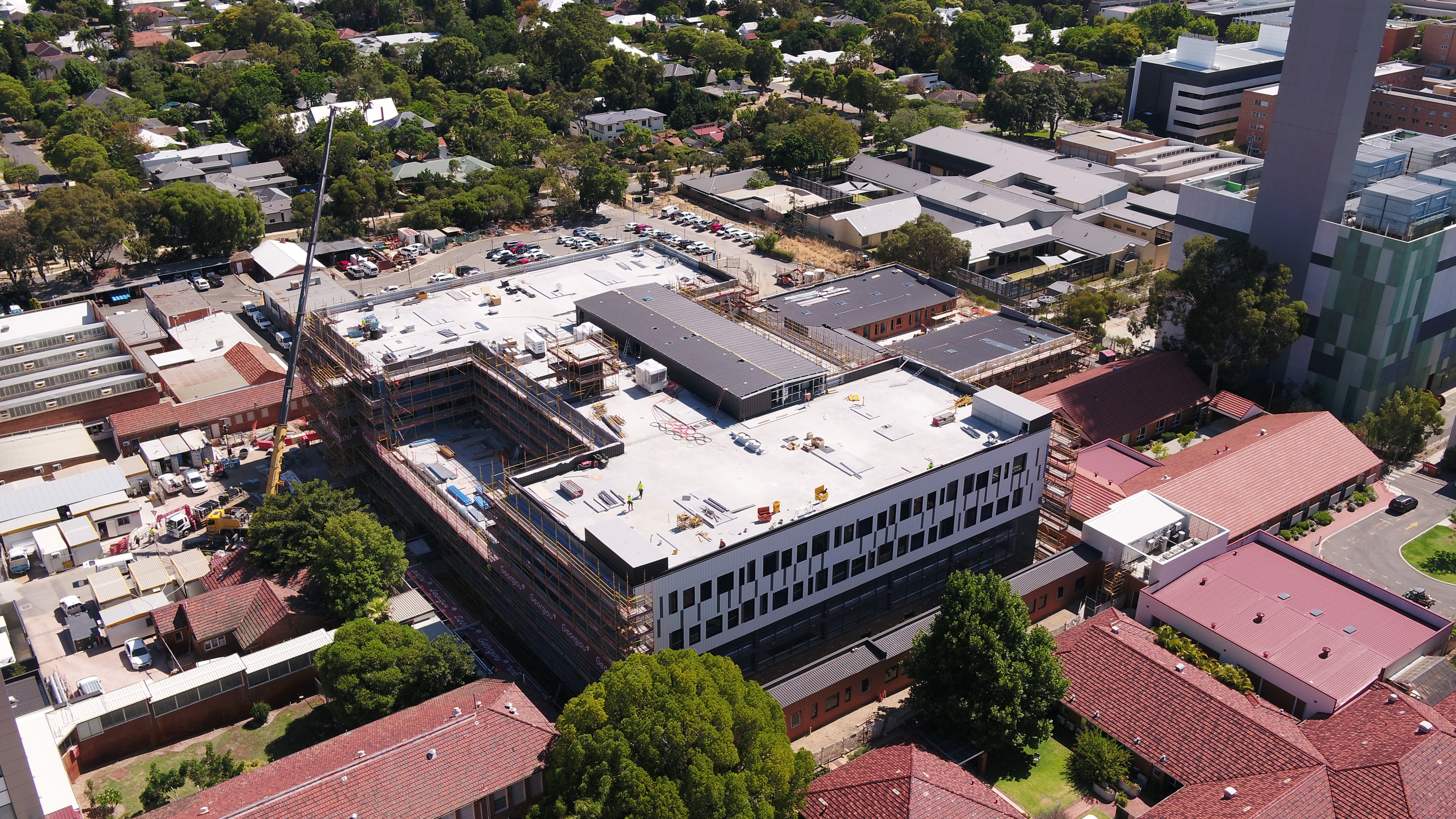Hollywood Hospital Expansion