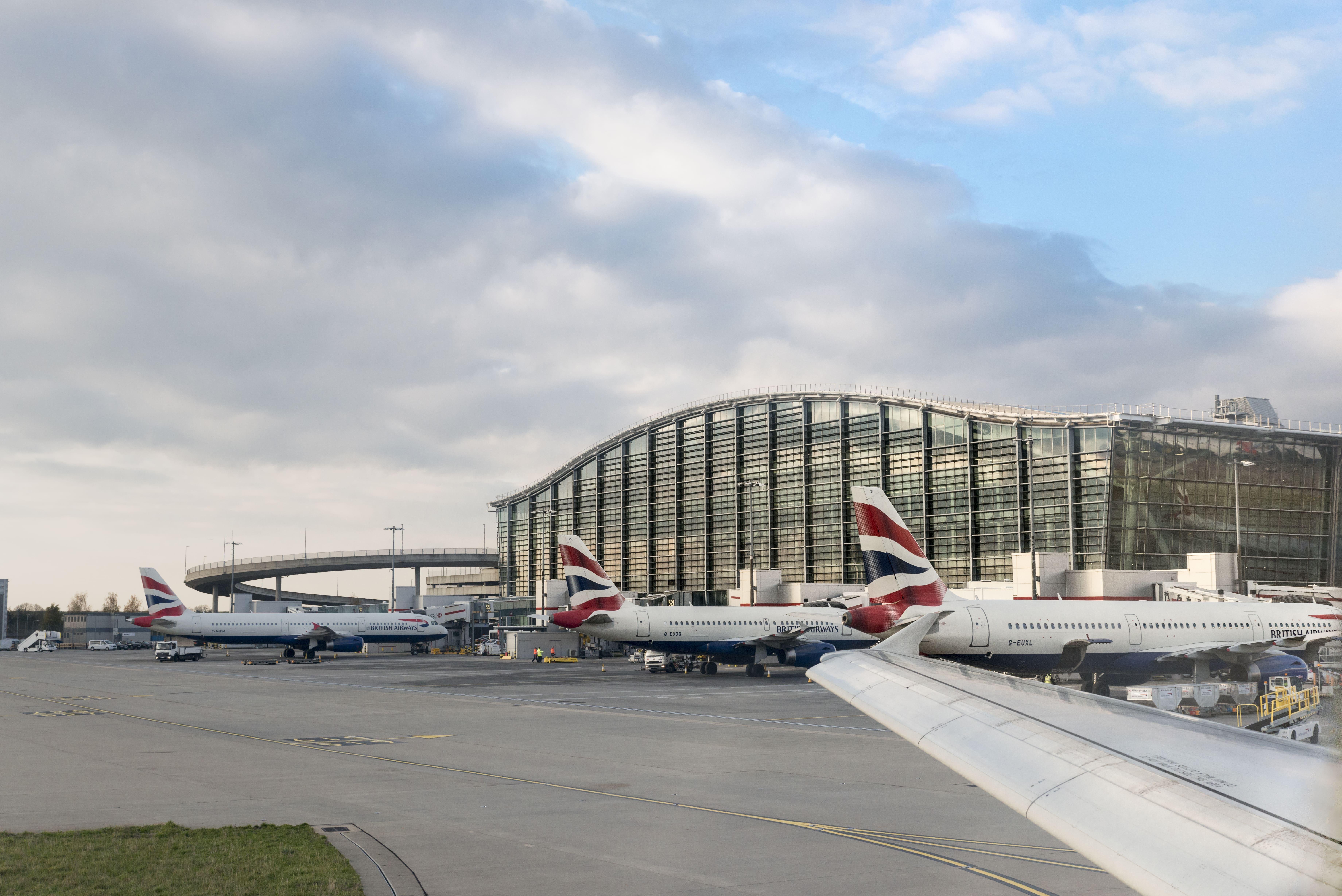Heathrow Terminal 5 Project
