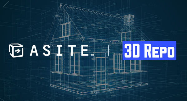 Asite and 3D Repo join forces to help the AEC industry build better