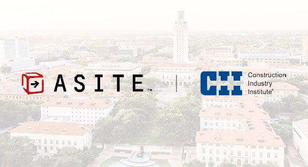 Asite Becomes a Member of Construction Industry Institute at the University of Texas