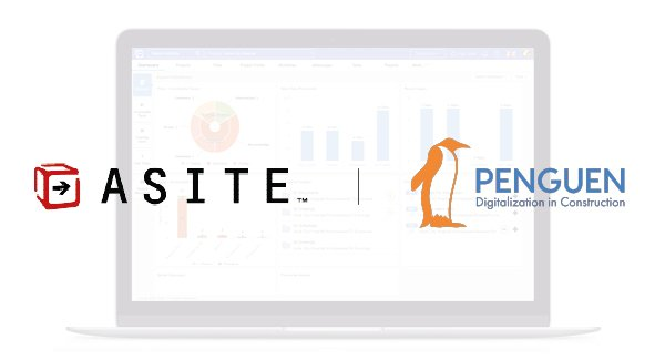 Asite and Penguen joining forces for EMEA Market
