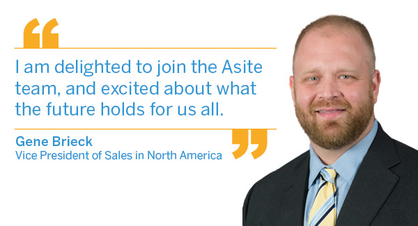 Asite Appoints Vice President of Sales in North America to Expand Operations
