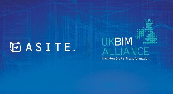 Asite Announces Gold Patronage of the UK BIM Alliance