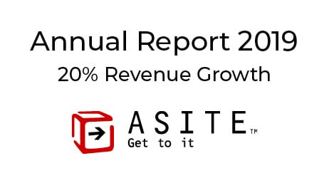 Asite announces 20% revenue growth in 2019 Annual Report