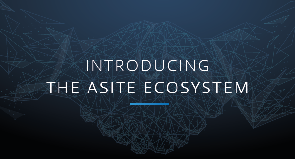 The Asite Ecosystem Enables Open Data Exchange for the Built Environment