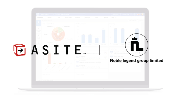 Noble Legend joins the Asite Ecosystem as Value-Added Reseller for East Asia