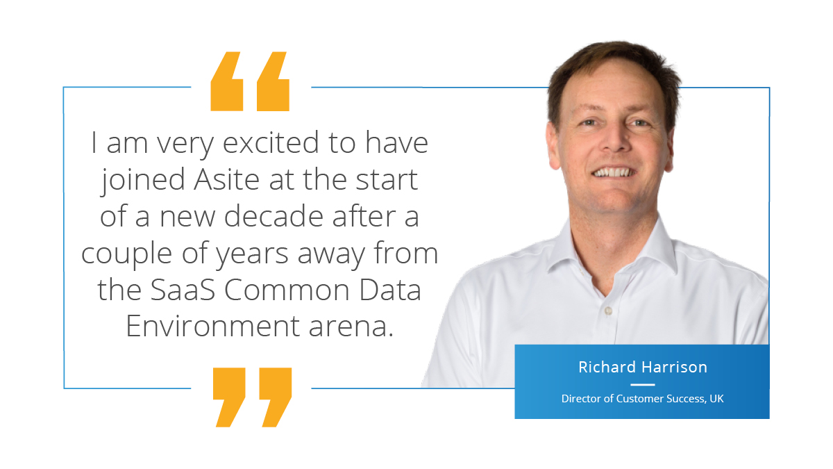 Asite Appoints Director of Customer Success to Support Clients' Business Outcomes