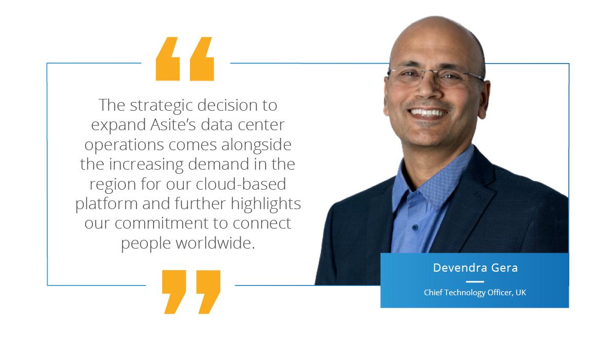 Asite Opens New Data Center in United Arab Emirates