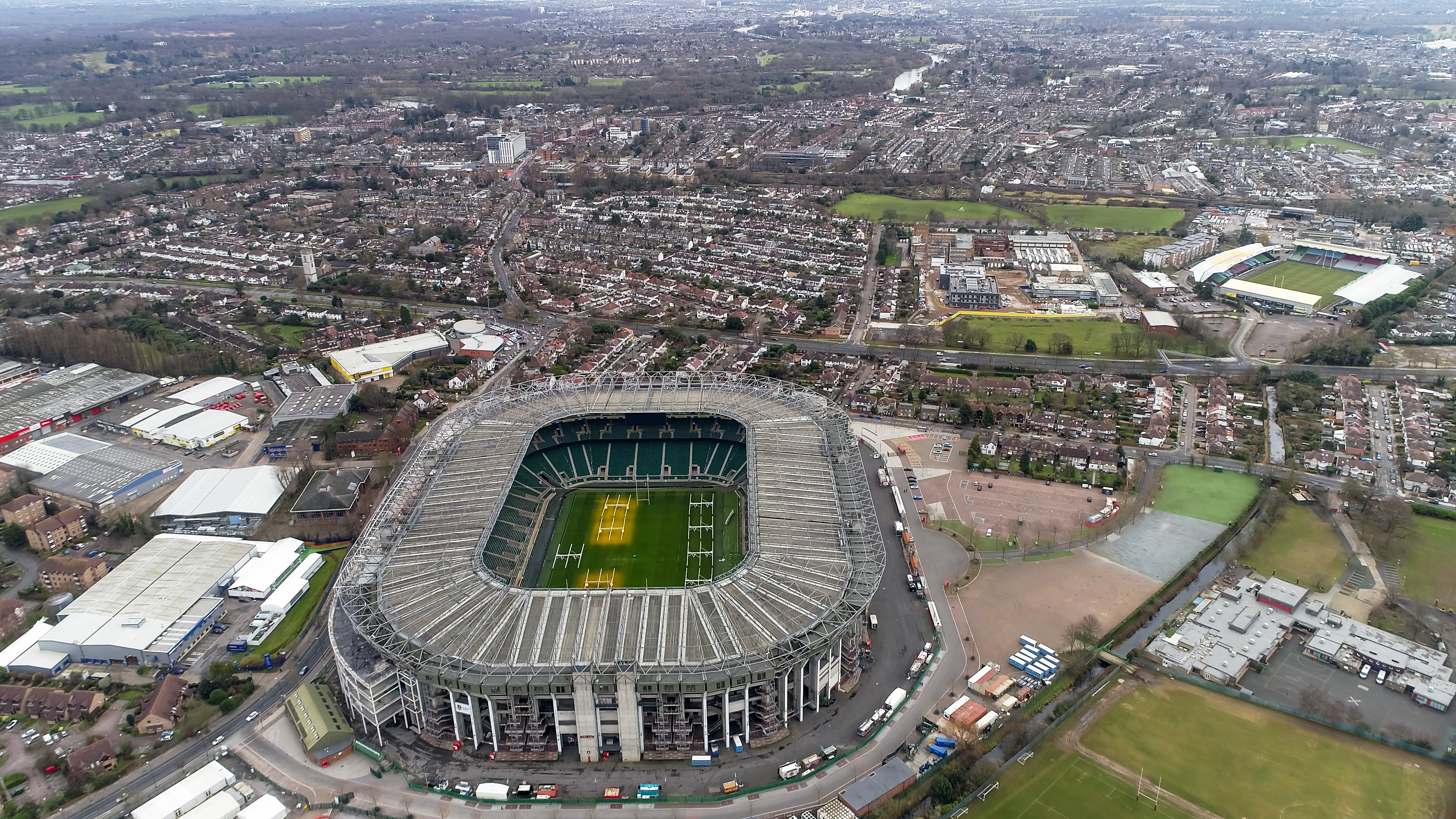 Twickenham Stadium, East Stand Extension