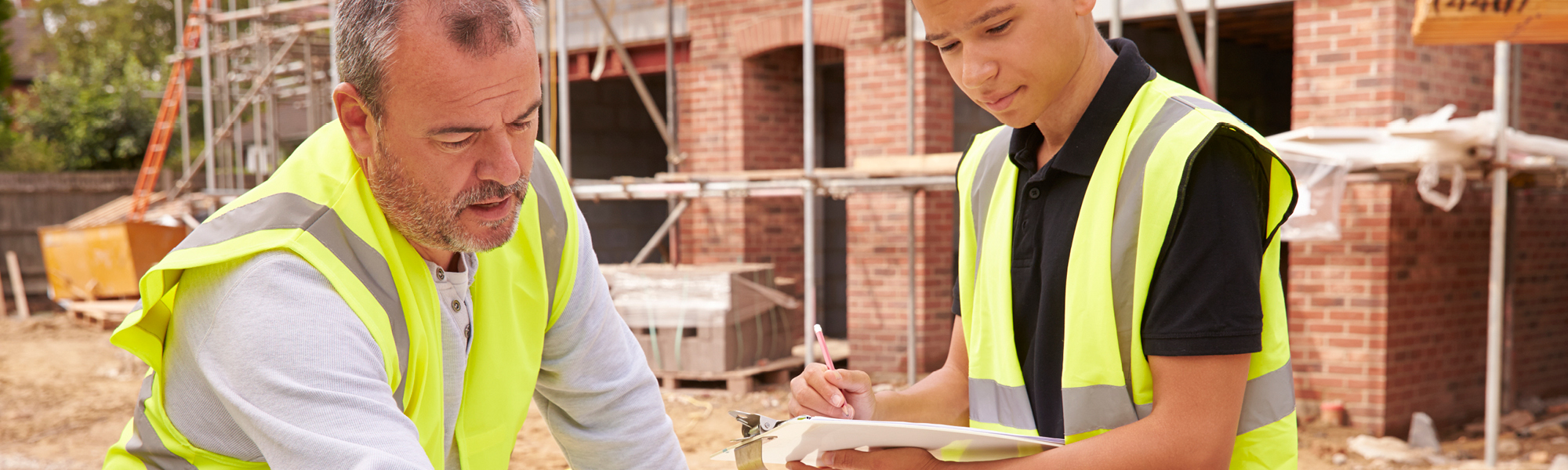 Young People in Construction