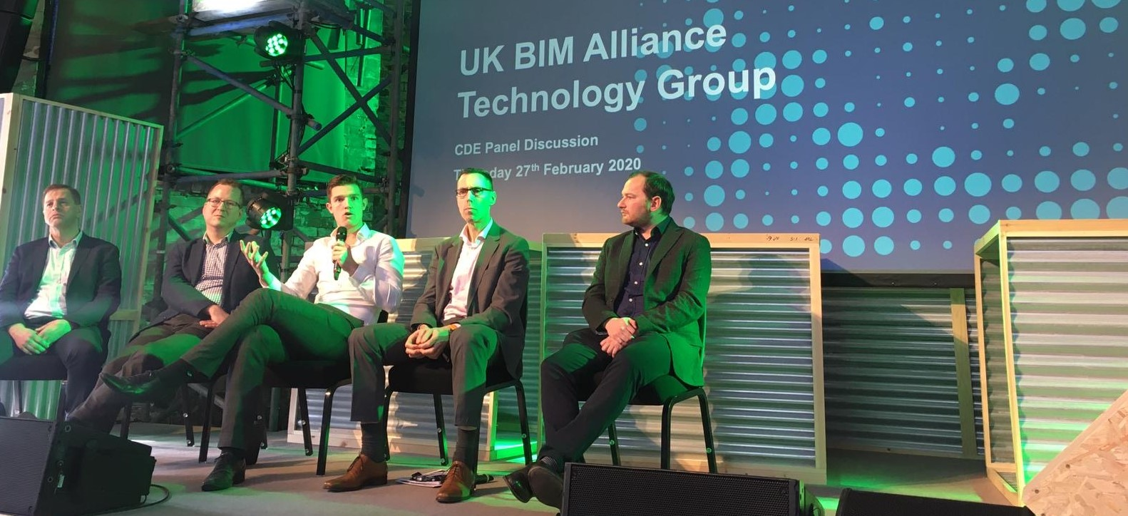 Asite on the Panel at BIM Show Live