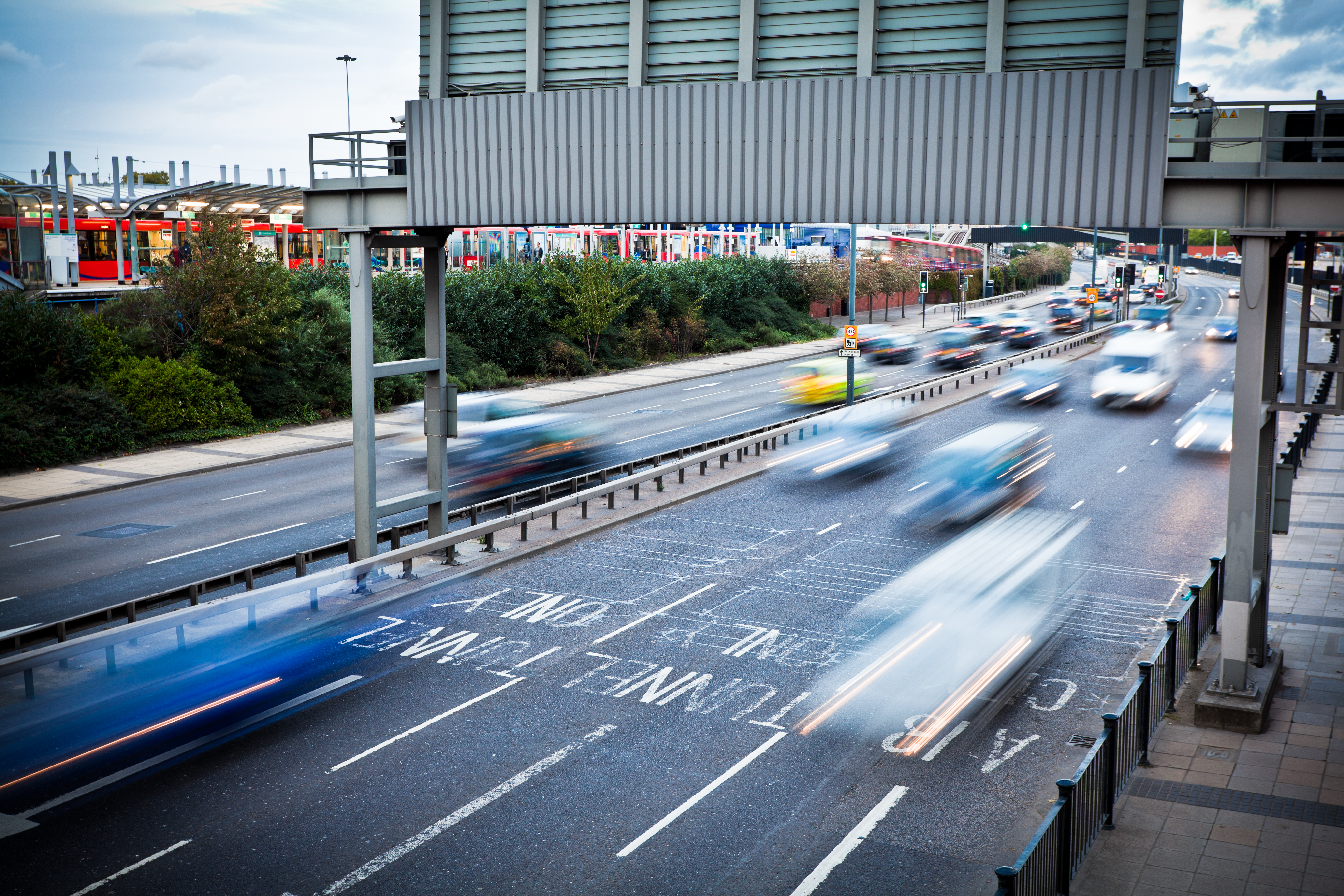 Hammersmith Flyover Project