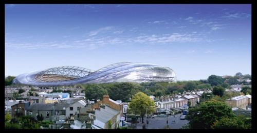 Lansdowne Road Stadium