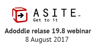 Adoddle 19.8 Release Webinar (UK/USA)