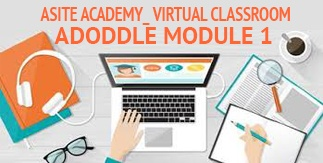 Asite Academy - Virtual Classroom - Adoddle Module 1