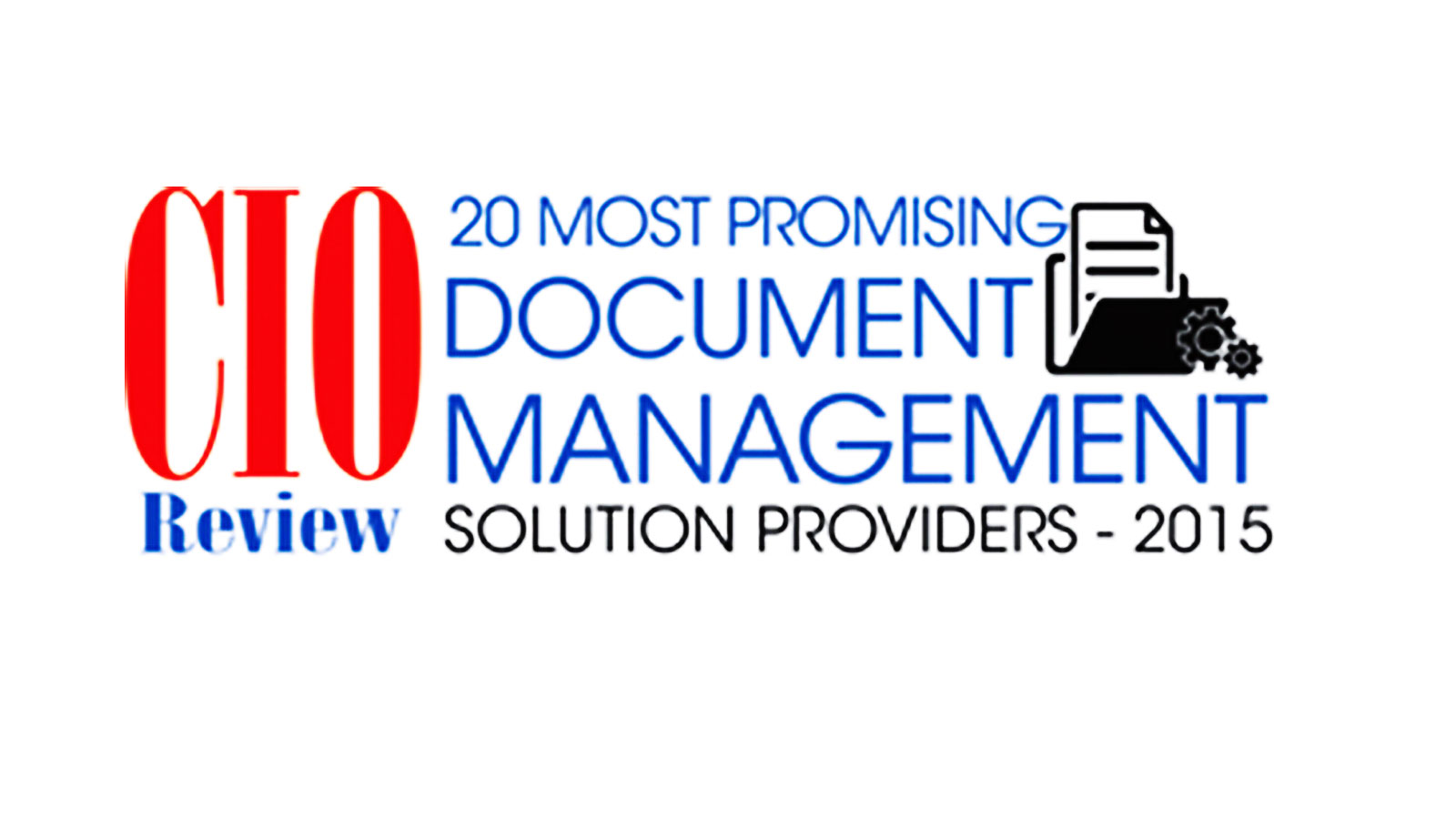 CIOReview – Asite achieves award for 20 most promising document management provider solutions for 2015