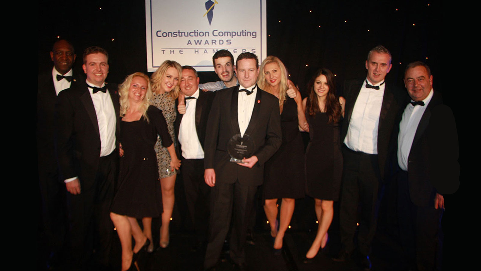 Relive Asite's Computing Construction award success!