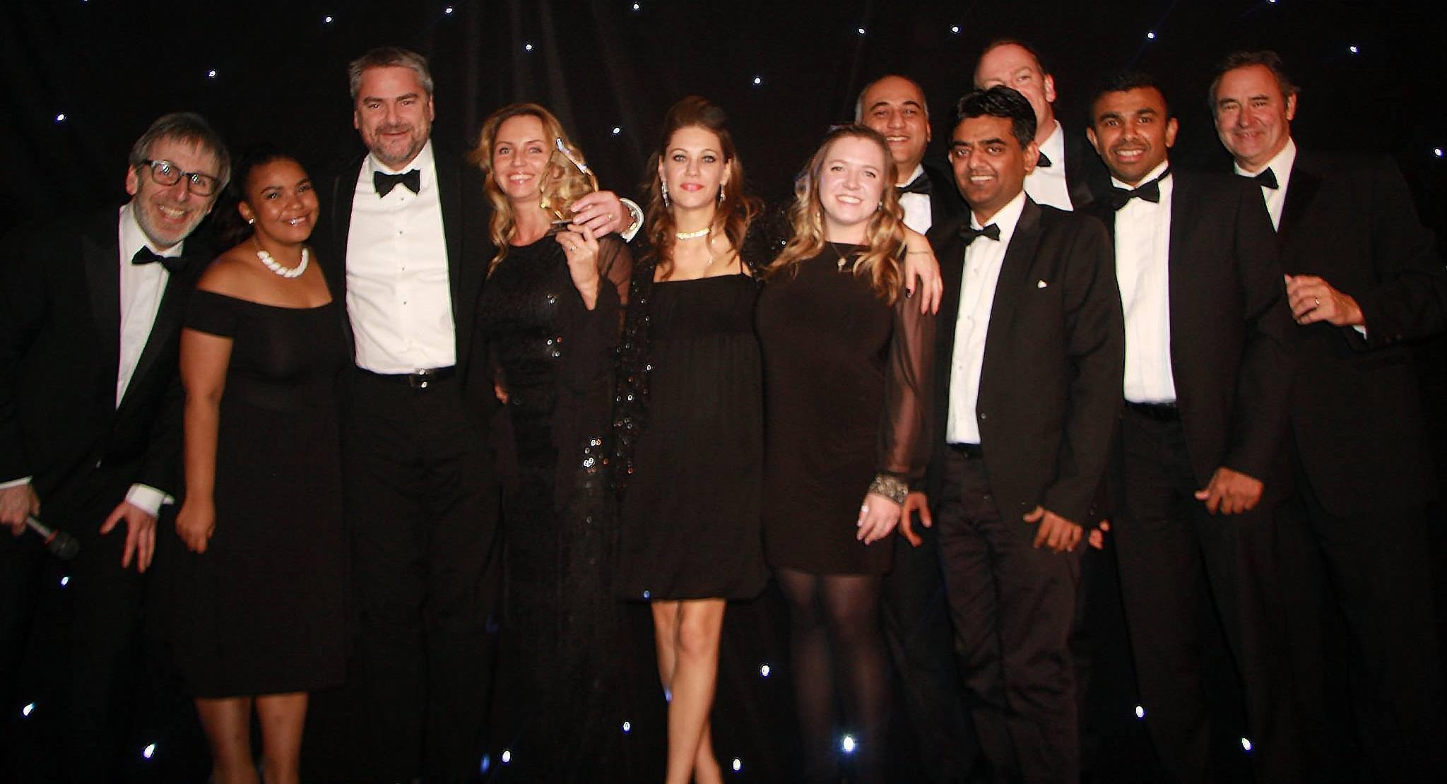 Adoddle wins at the Construction Computing Awards 2017